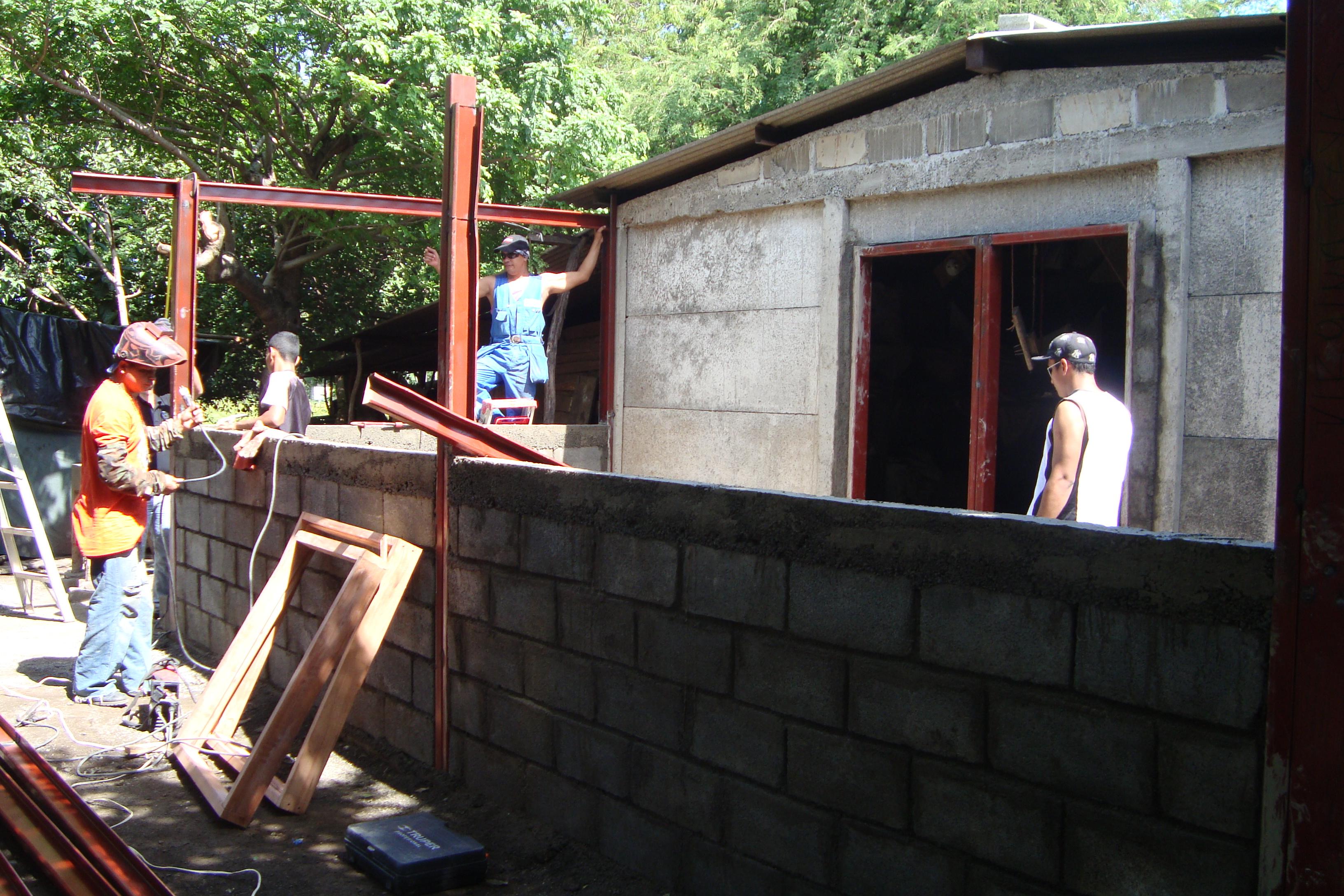 Henny Brinkman heeft een hart voor Nicaragua