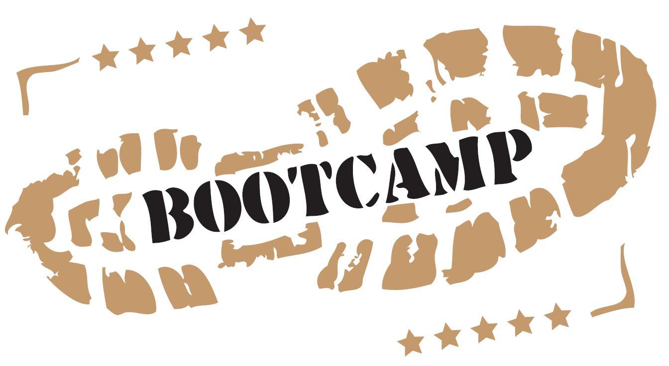 Bootcamp-clinic op woensdag 11 mei!