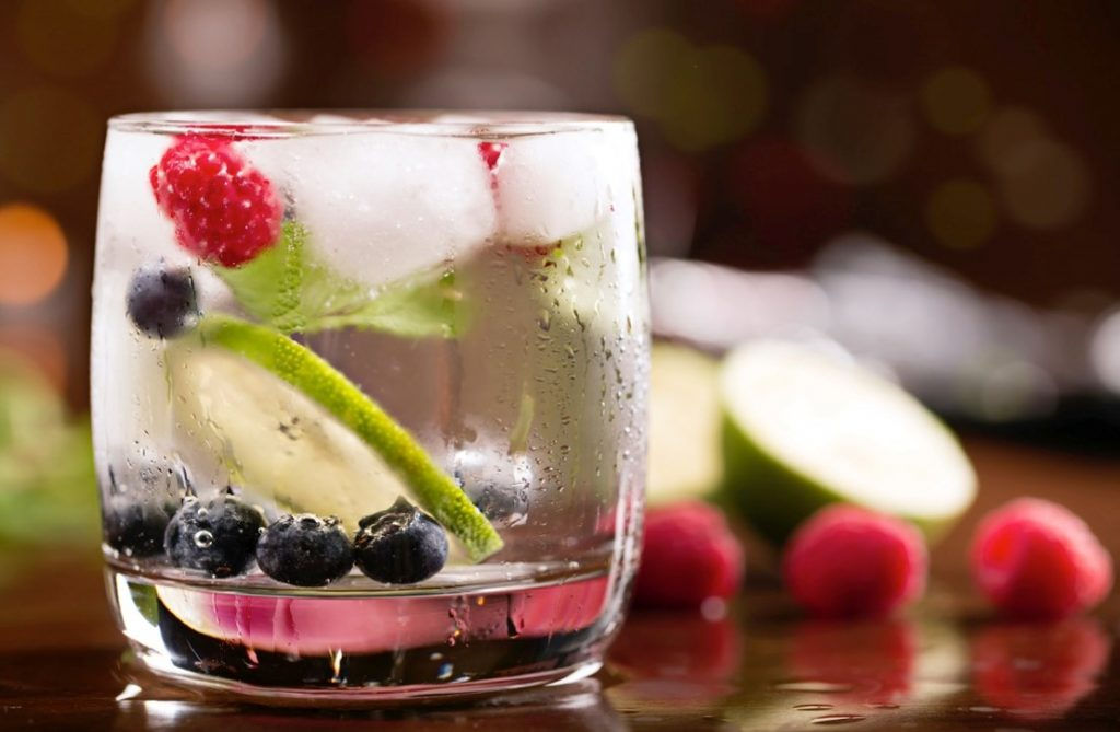 Gezondheidstip: drink voldoende (water)!