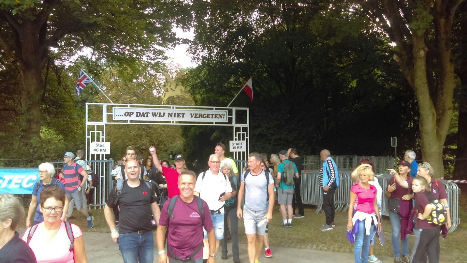 25 kilometer wandelen als eerbetoon aan de Slag om Arnhem