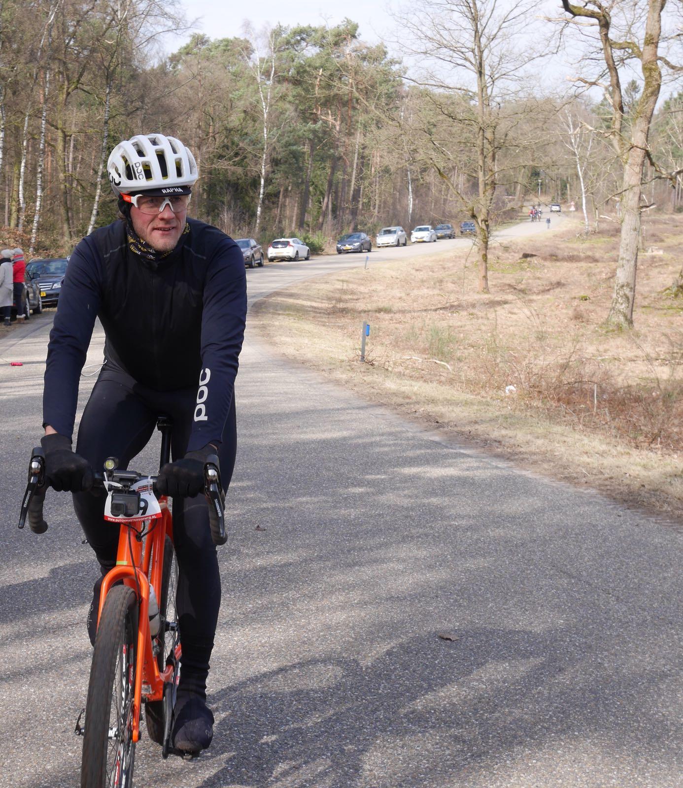 200 kilometer fietsen op één dag