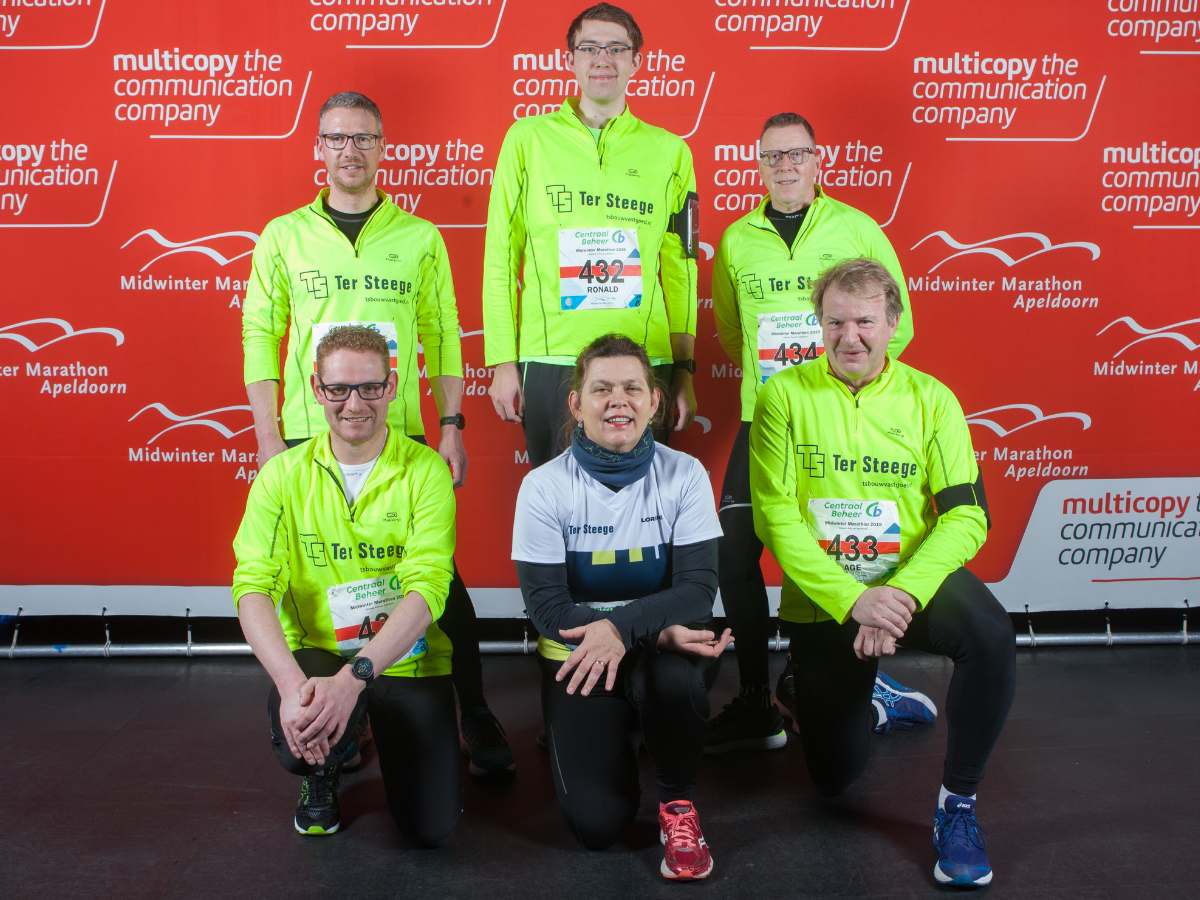 Midwintermarathon Apeldoorn 2019