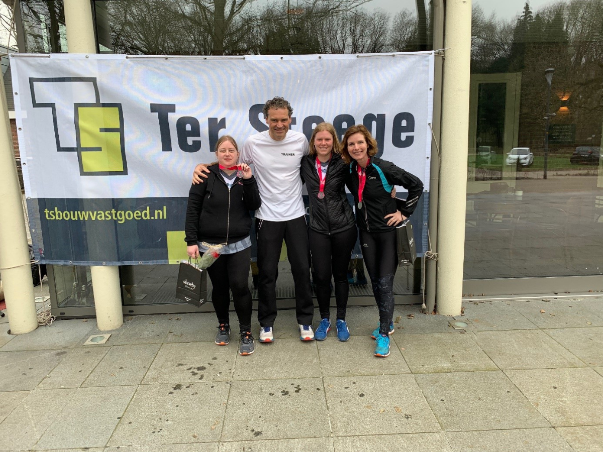 Ladies Park Run 2019